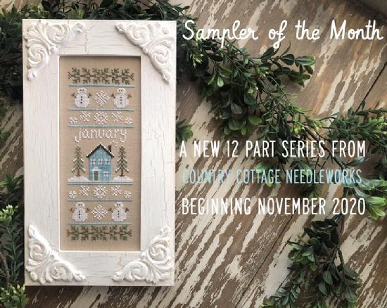sampler of the month