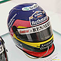 Casque VILLENEUVE Jacques - 1997 HL_GF