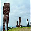 statues : les Orbes de Michel Gérard