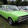 Fiat 131 mirafiori 1300 série 1 1974-1977