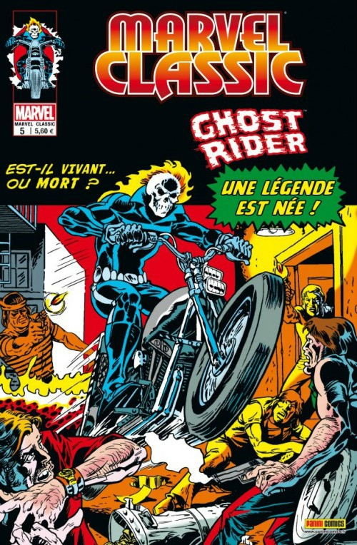 marvel classic 05 ghost rider