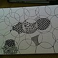 Zentangle : le commencement...
