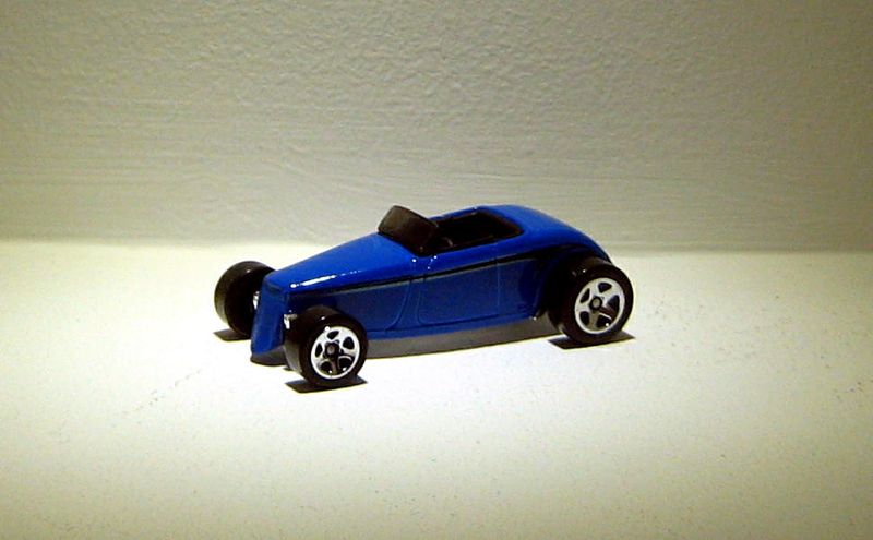 Ford rod 1933 (2014)(Hotwheels)