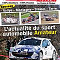 Lancement baquet magazine