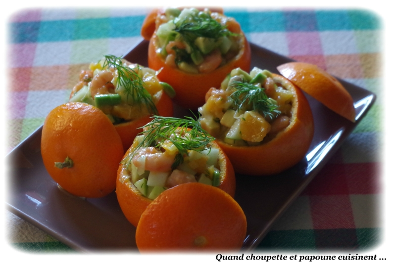 CLEMENTINES FARCIES