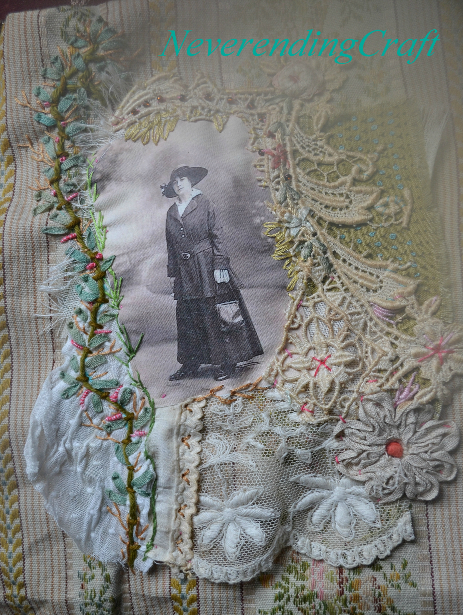 Broderie Rococo