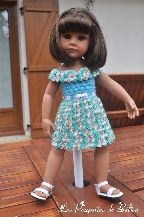 Tenues pour poupées GÖTZ de 50 cm...