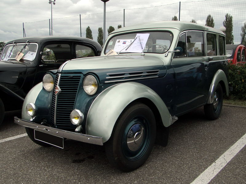 Renault Juvaquatre Dauphinoise 1956 Oldiesfan67 Quot Mon