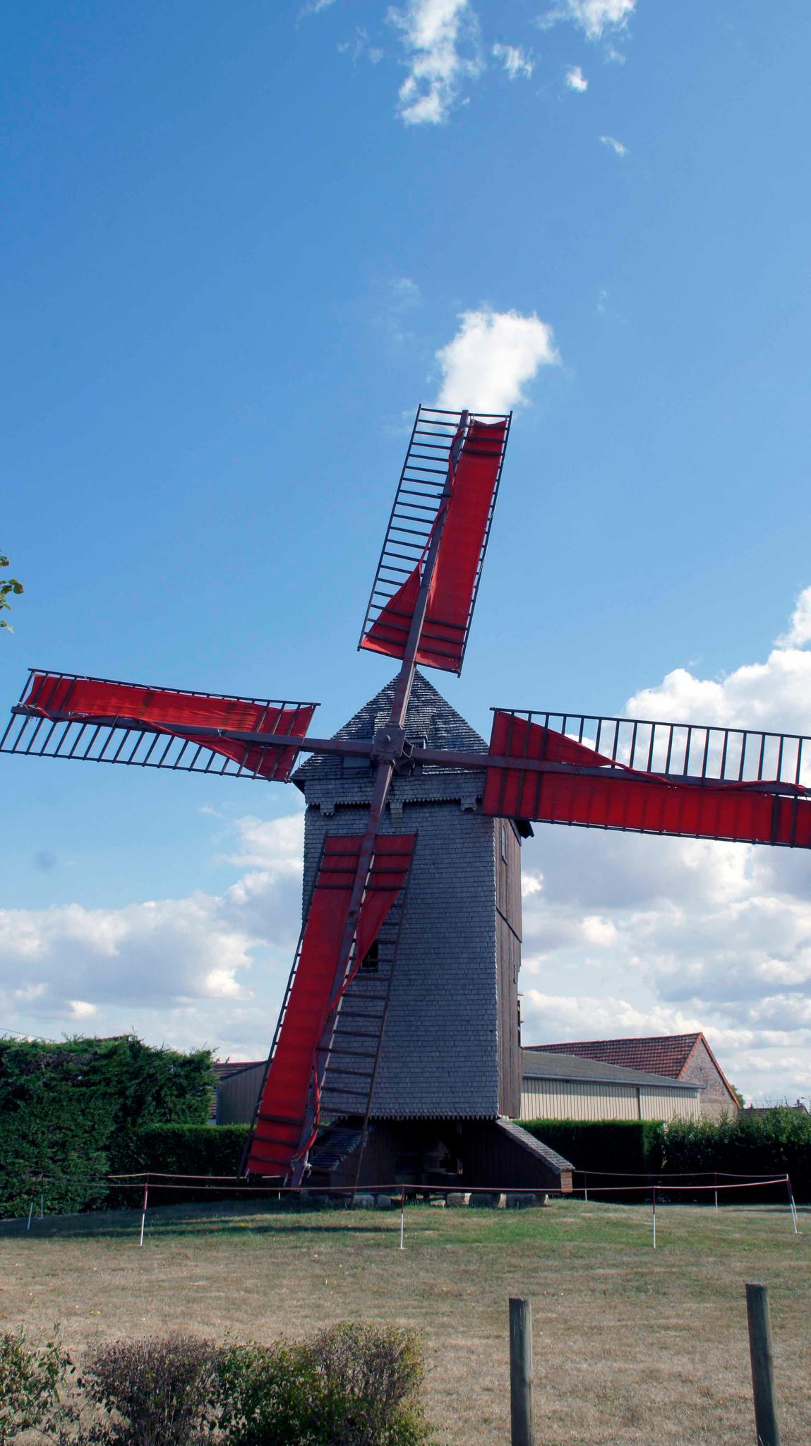 Moulin Pelard -dépt 28