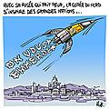 Corée du nord : la fusée qui fait peur