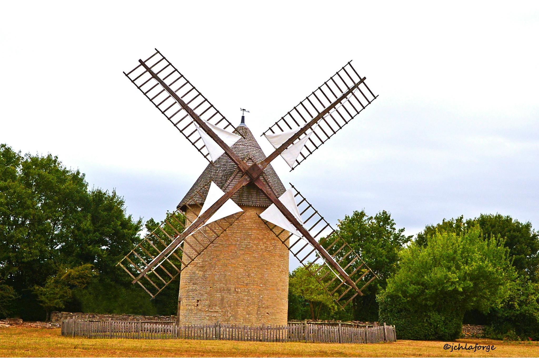 Moulin de Villefagnan.