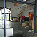 Les travaux et les meubles