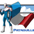 French comics run 02 - le patrouilleur