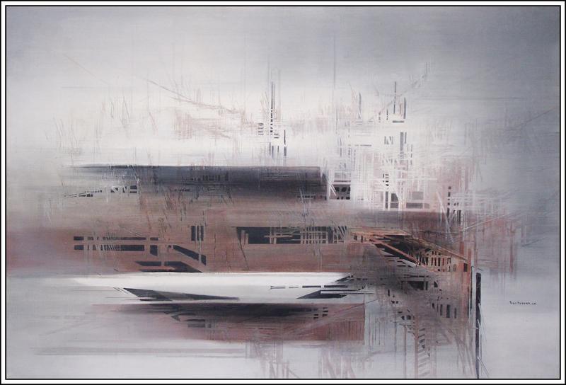 Roger Dudant - port - 1965