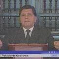 Peine de mort: le président alan garcía défend le débat polémique en niant toute démagogie