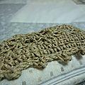 La semaine du crochet - mini trousse de couture