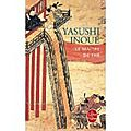 Le maître de thé - yasushi inoue