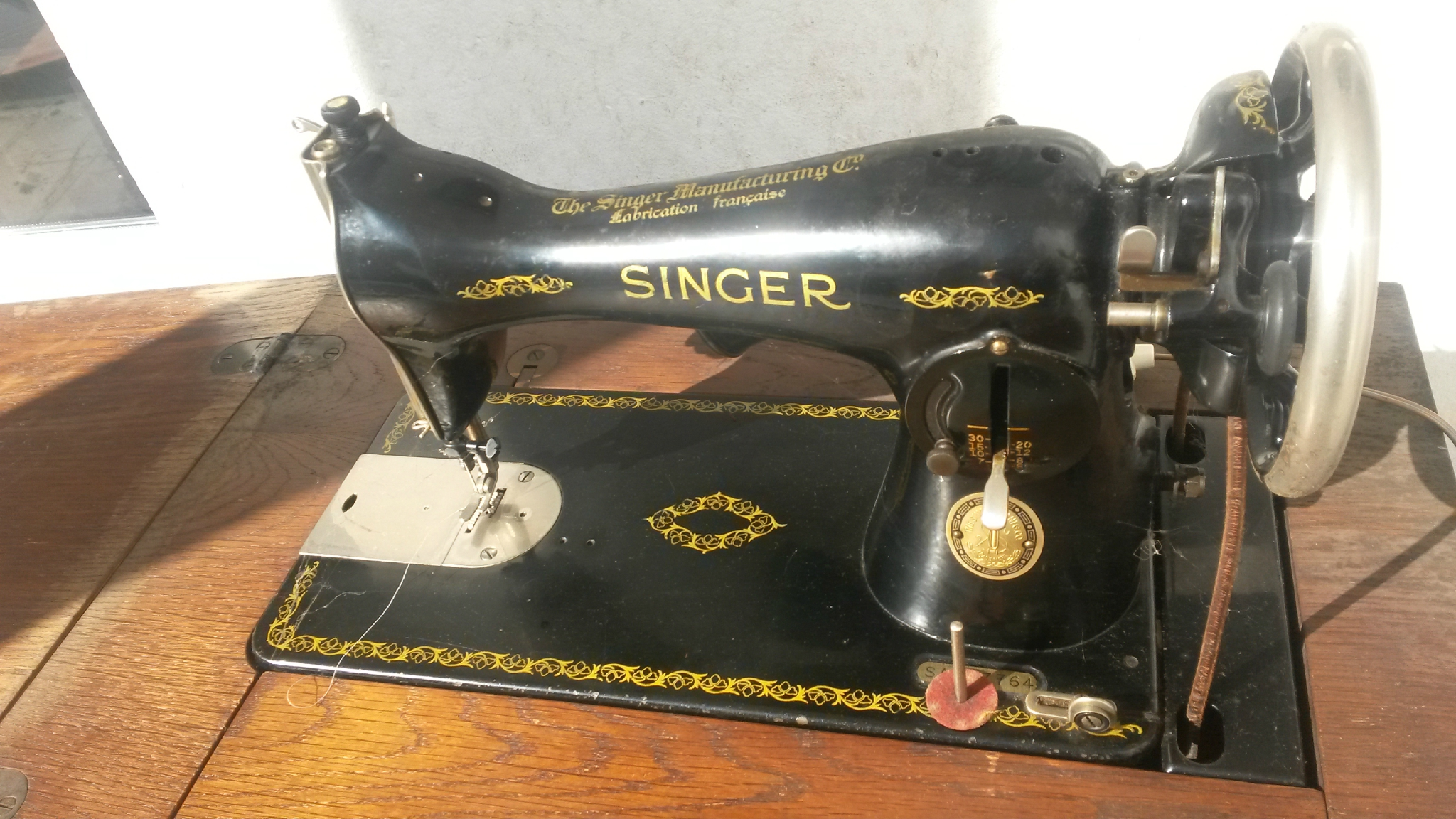 100 Remarquable Suggestions Machine A Coudre Singer Annee 50