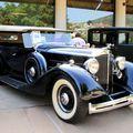 Packard 1101 eight 7 passenger touring de 1934 (34ème Internationales Oldtimer meeting de Baden-Baden) 01