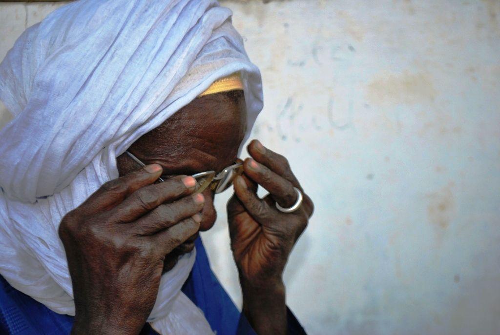Demba BA chef du village de Niarwal