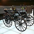 DAIMLER Motorkutsche 1886 Stuttgart (1)