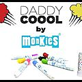 Baskets enfants à colorier - daddy coool by monkies