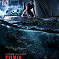 Crawl (nager le plus vite possible)