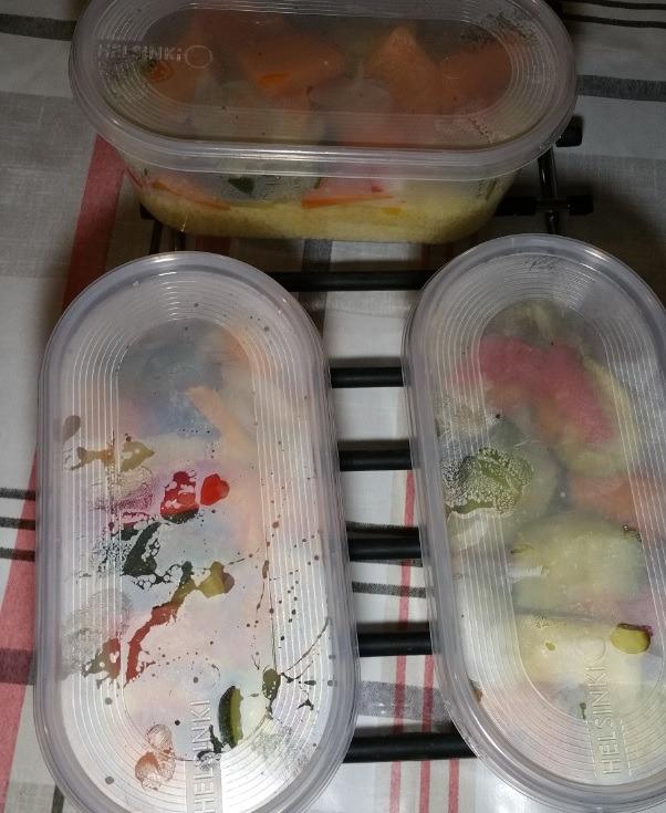 Couscous légumes nature à congeler 4