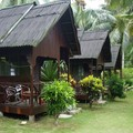 Phat long Chalet (45MYR for a chalet, non air-con)