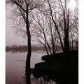 Lac de Poses - Mars 1997