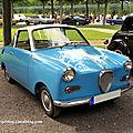La glas goggomobil ts 250 coupé de 1958 (9ème classic gala de schwetzingen 2011)