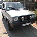 Fiat panda 4x4 (1983-2003)