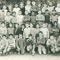 Ecole de la palmeraie 1958