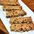 Les cookie bars