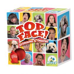 Boutique jeux de société - Pontivy - morbihan - ludis factory - Top face
