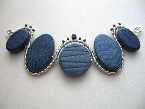 Ovoïdes bleus