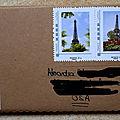 Mini postal Rodin-1
