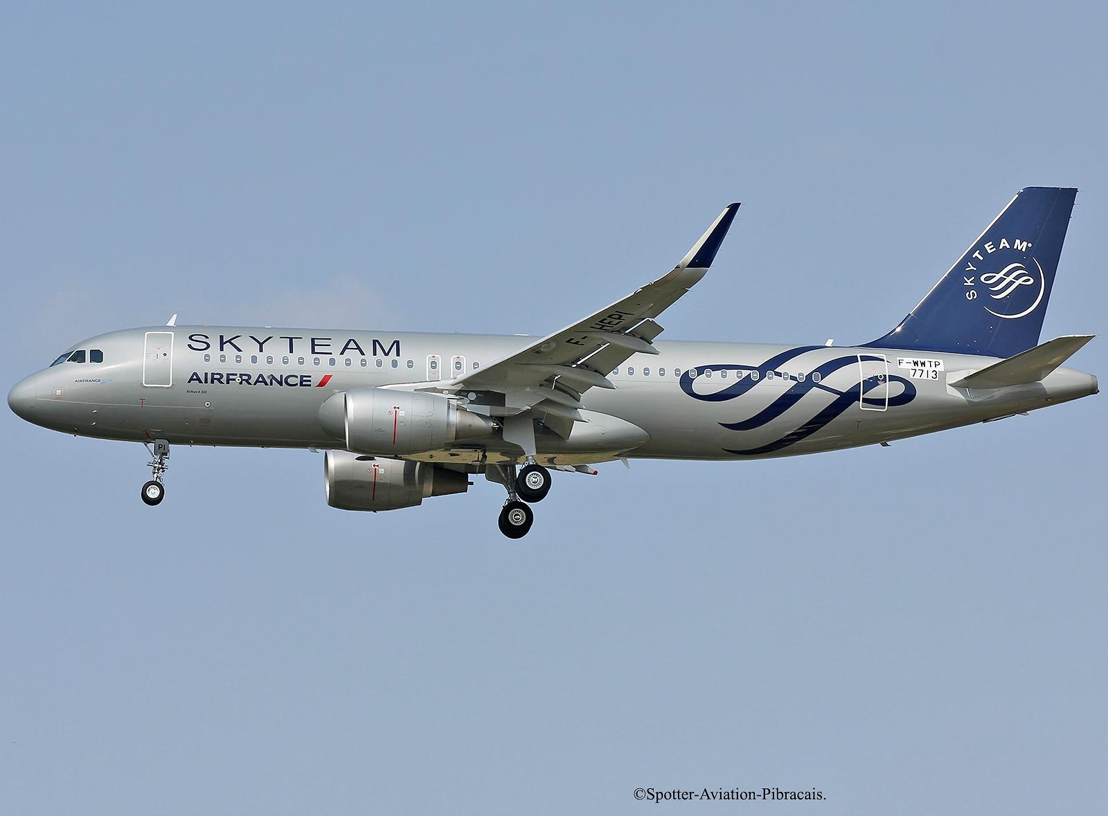 Air France (SKYTEAM)