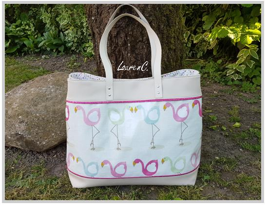 SAC FLAMANTS JOCELYNE 2018 ARBRE