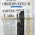 Nouvel Observateur 1964