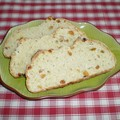 Raisin soda bread (de soeur dymphna)