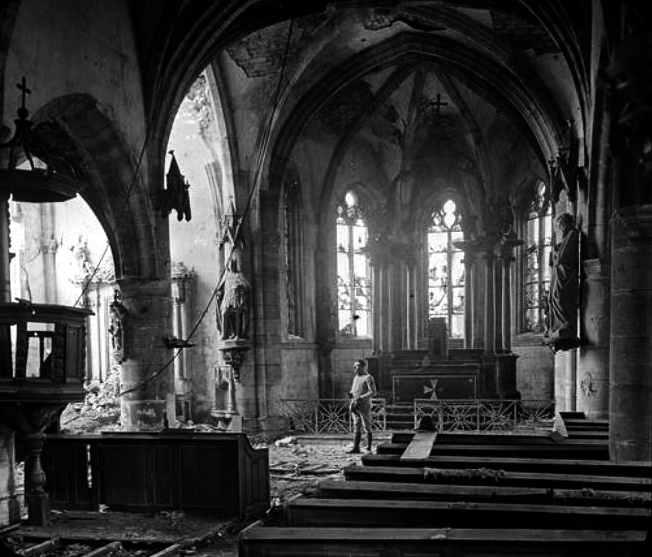 Eglise Vienne le chateau