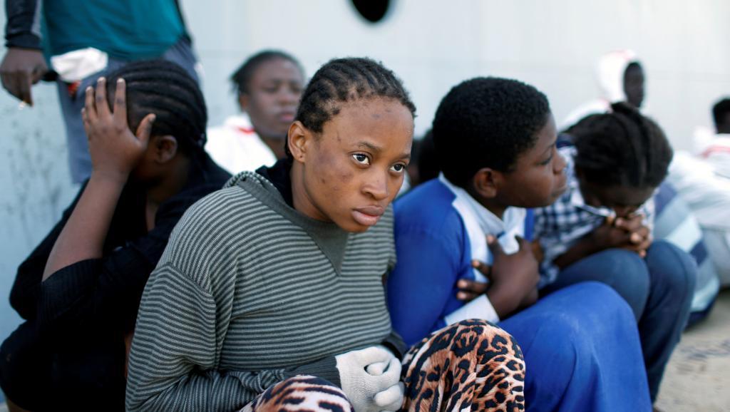 Le CODESCI accuse les États européens d'avoir favorisé ce traitement inhumain en assassinant Kadhafi et en laissant la Lybie.