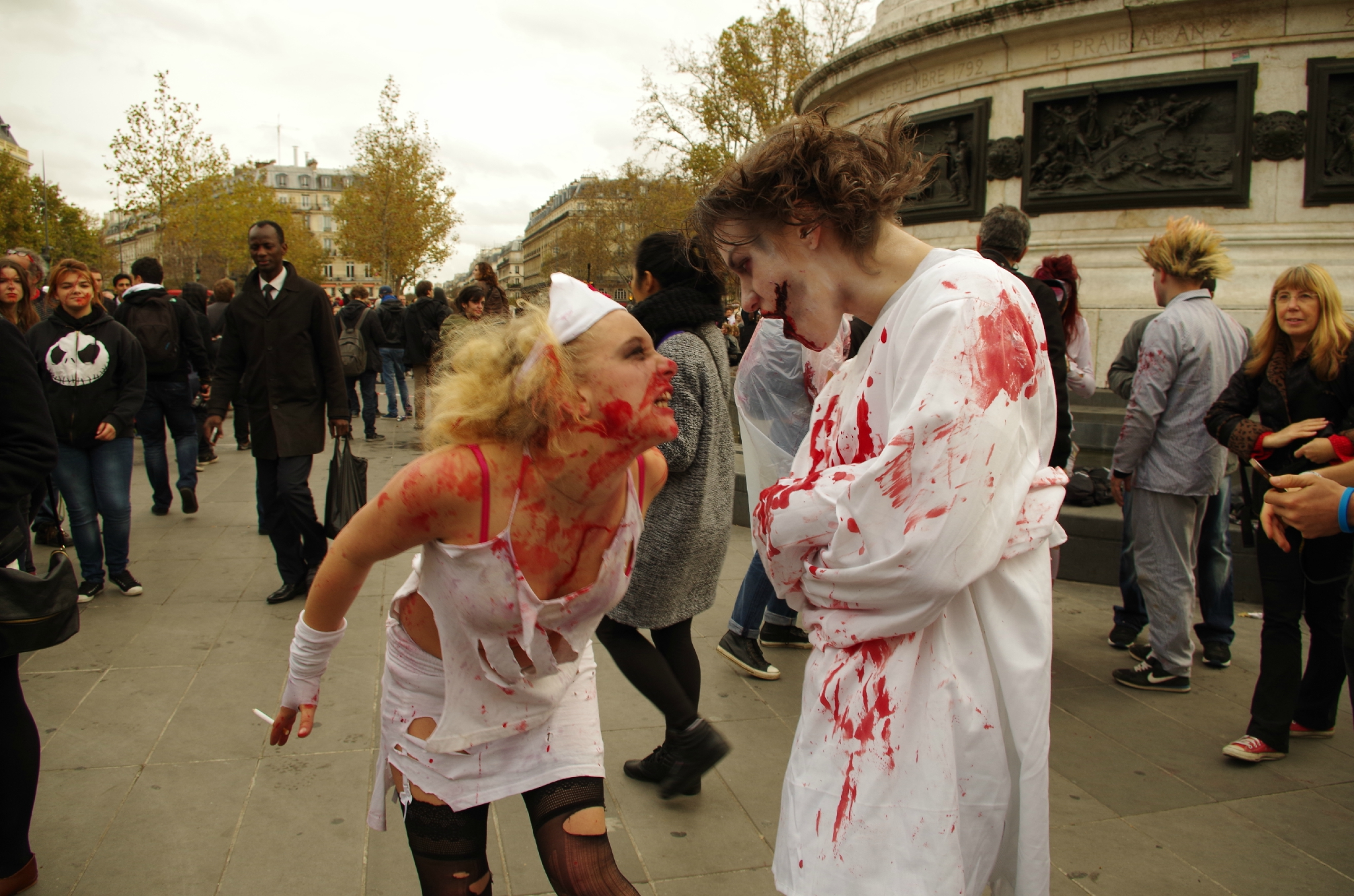 Zombie Walk Paris 2014 (16)