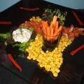 salade feu d'artifice ! pour 4