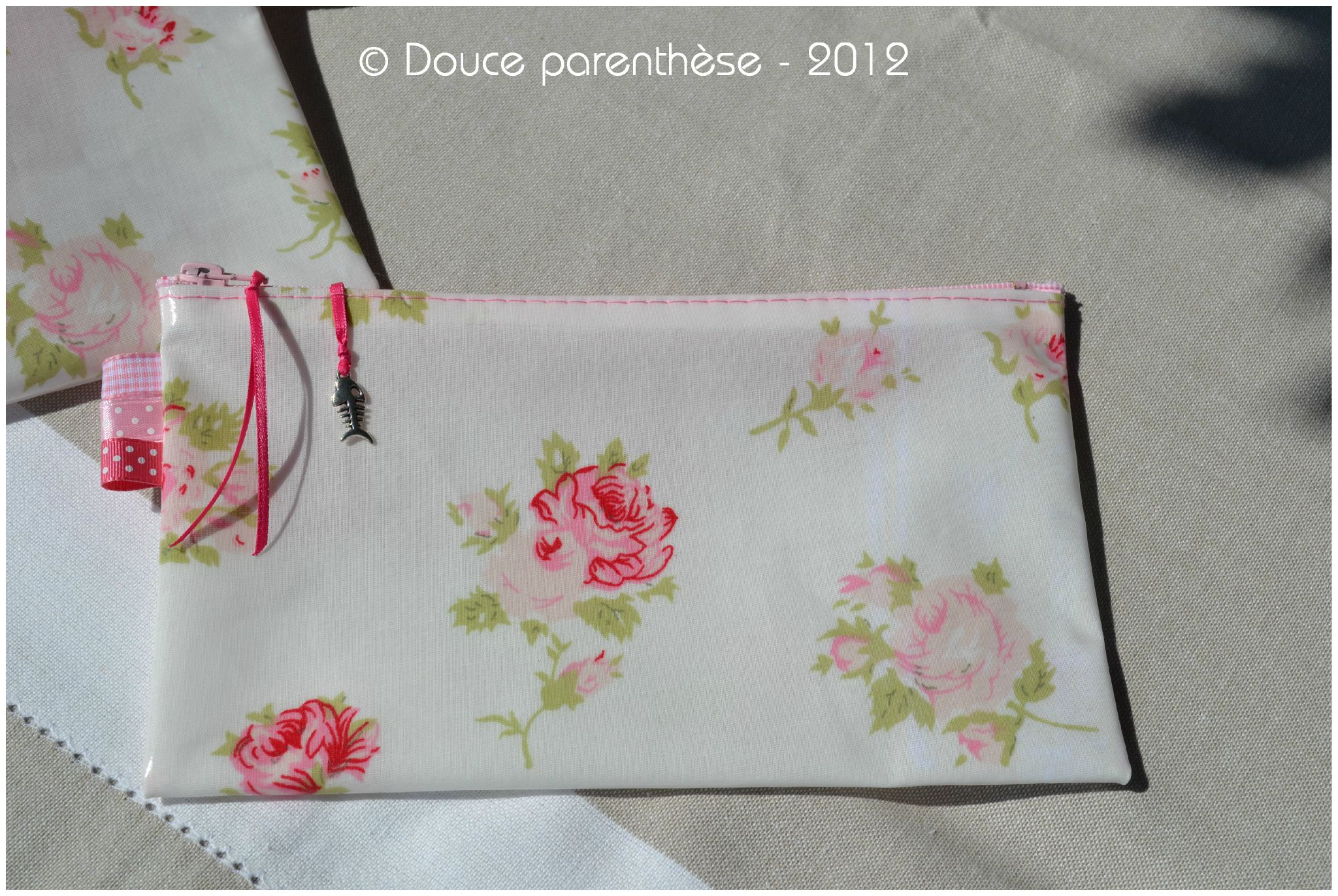 Trousse piscine 1