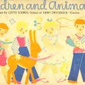Children and animals.