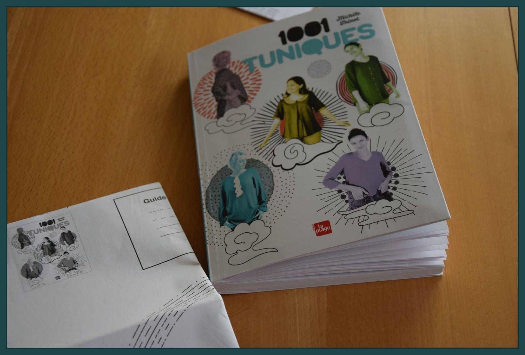 1001 TUNIQUES ou Le livre de ma copine Couture