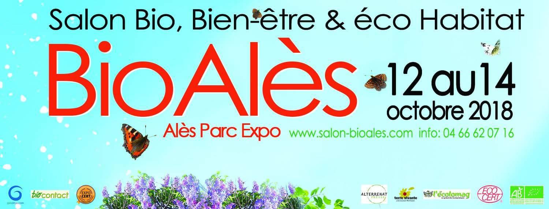 Retrouvez Les Jardins De Tara relais des éditions écologiques Terre Vivante et fo du 12 au 14 octobre sur le salon BioAlès (30)