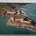 Fort La Latte - le chateau